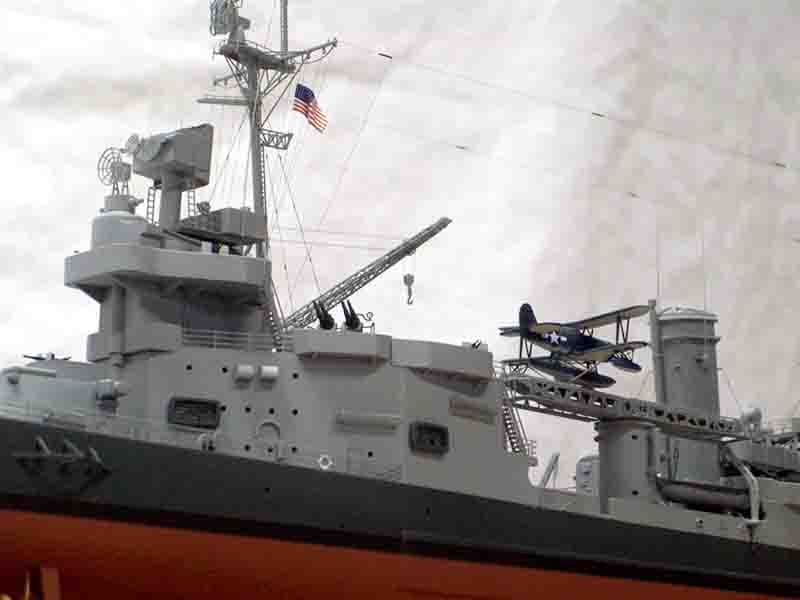 New E Class >> Uss New Orleans(CA 32) by Dave Hill