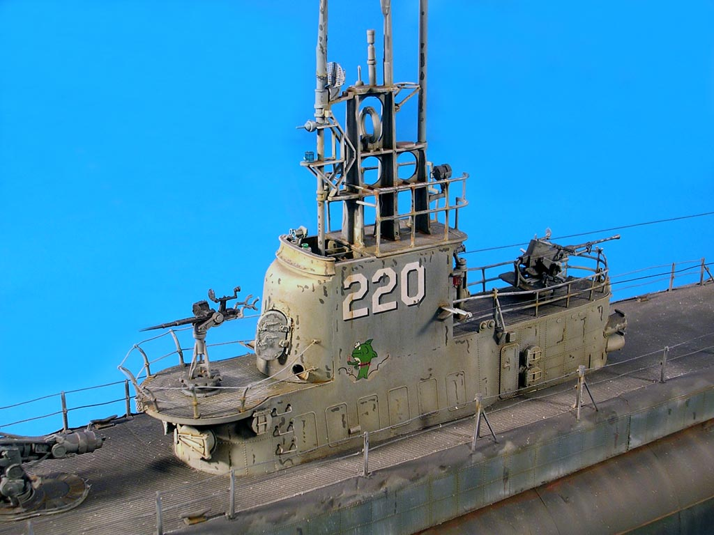 Uss Barb SS 220 di Gab...