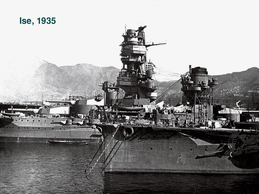 Battleship Ise Quotes
